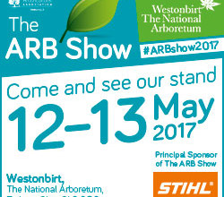 See us at the Arb Show 2017