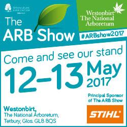 Arb Show 2017 - Tree Diagnostics Ltd !