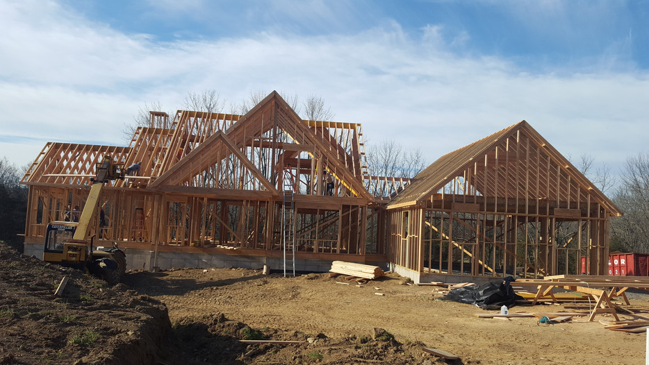 Framing Construction (front)
