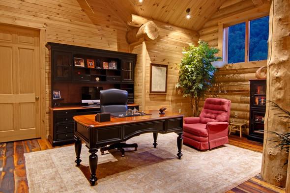 Log Chips   New York & New Jersey Log Home Builder