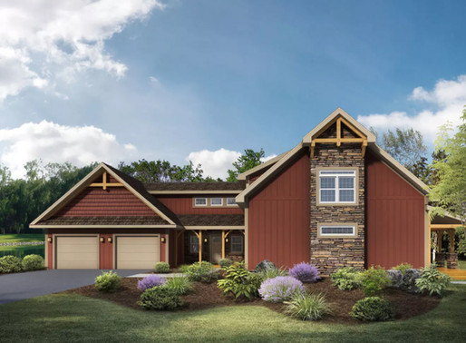 NEW HERITAGE TIMBER FRAME DESIGN