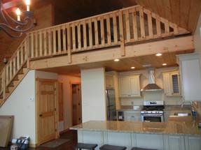 Loft Above Kitchen