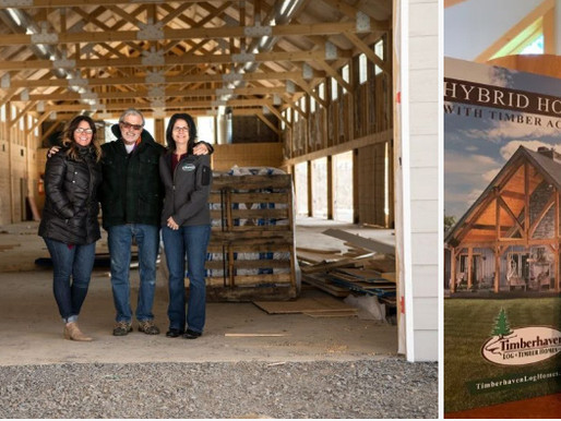 Catskill Modular Homes owner Fred Krol wins Innovative Marketing Award