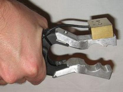 SED33 Piezo sensor intergrated metal clip
