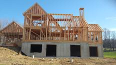 Framing Construction (back)