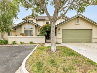 East Arroyo Grande home listed & sold