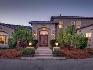 Listed by Home Masters and SOLD for $1,499,000 Exquisite Mediterranean-Style custom home in Arroyo G