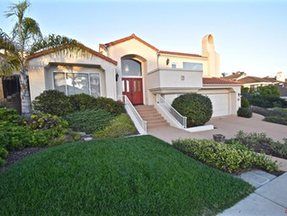 SOLD! Home Sweet Home with Ocean Views in Pismo Beach CALIFORNIA