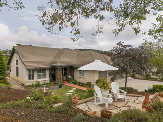 Beautiful Arroyo Grande Highlands Home Now SOLD and CLOSED Escrow