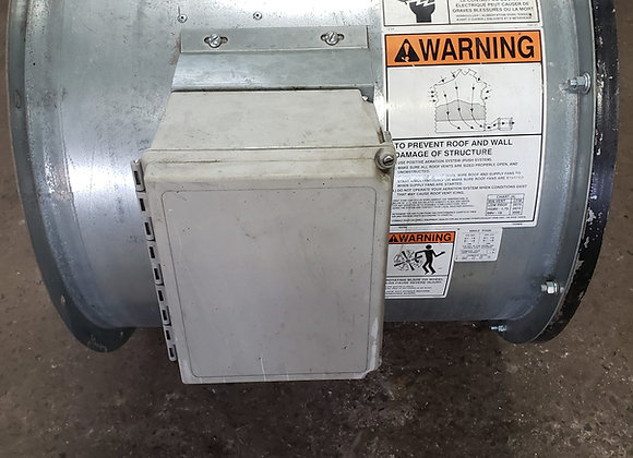 Ventilateur in-line