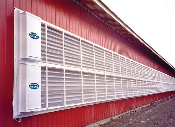 Système de ventilation Secco