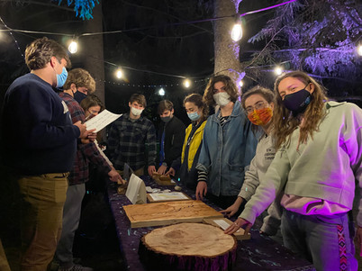 Nocturne Arts Festival 2021, Middlebury College, VT