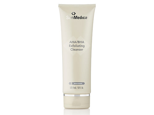 Skinmedica AHA/BHA Exfoliating Cleanser  6oz