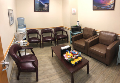 Mohs Waiting Room
