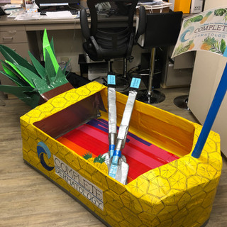 2019 Mililani Town Association Cardboard Boat Race