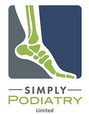 Simply Podiatry Limited - Logo .jpg
