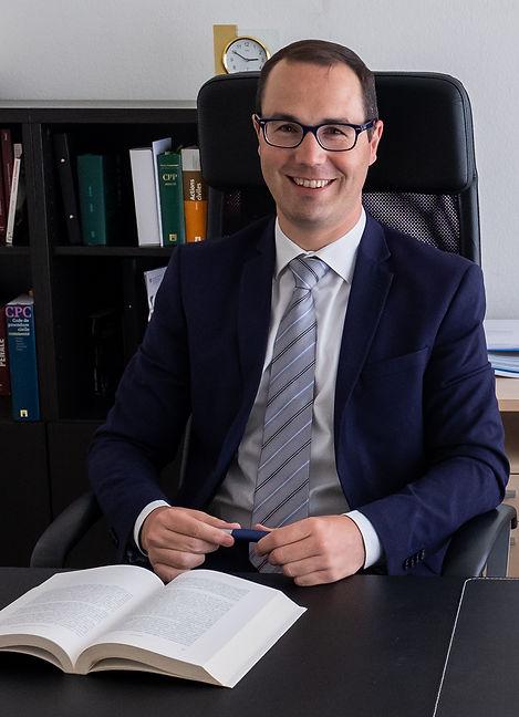 Laurent Mösching avocat Lausanne Etude Avocats St-Pierre