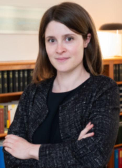 Amélie Giroud avocat Lausanne Etude Avocats St-Pierre