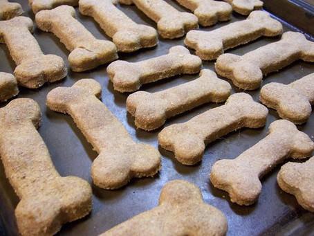 Hypoallergenic Chicken Biscuits
