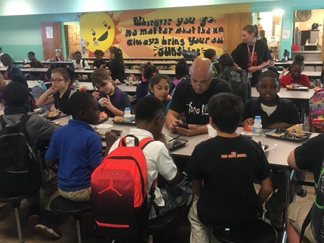 Pinegrove Elementary Hosts SIGN Visits