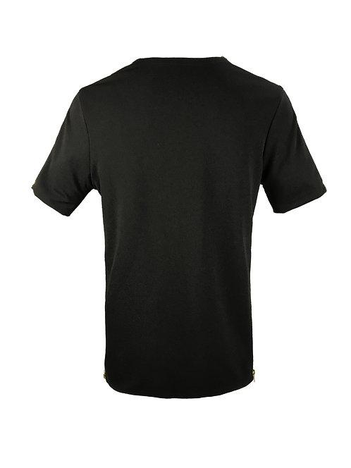 [BACK] Origin Men | Fabric - Charcoal | Zipper - Shadow Vislon