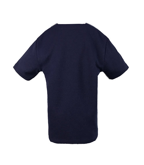 [BACK] Origin Boy | Fabric - Navy | Zipper - Navy Vislon
