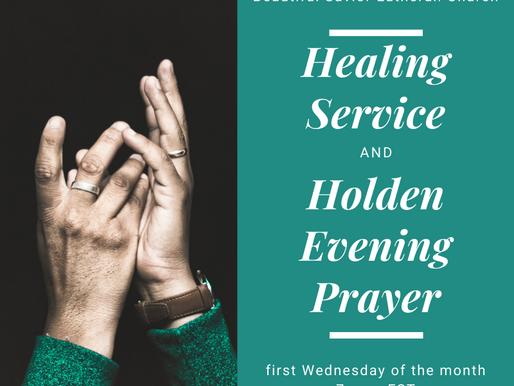 Healing Worship Service April 7 (Replay)