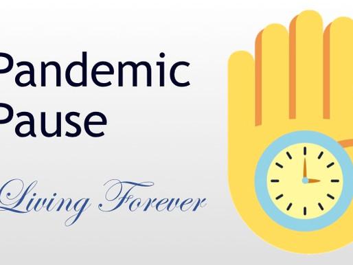 November 8, 2020 Service: Pandemic Pause: Living Gratefully (Replay)
