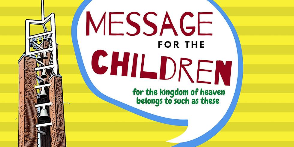 Interactive Children's Message