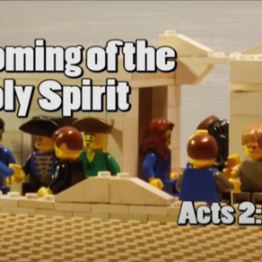 Filled with the Holy Spirit: The Story of Pentecost