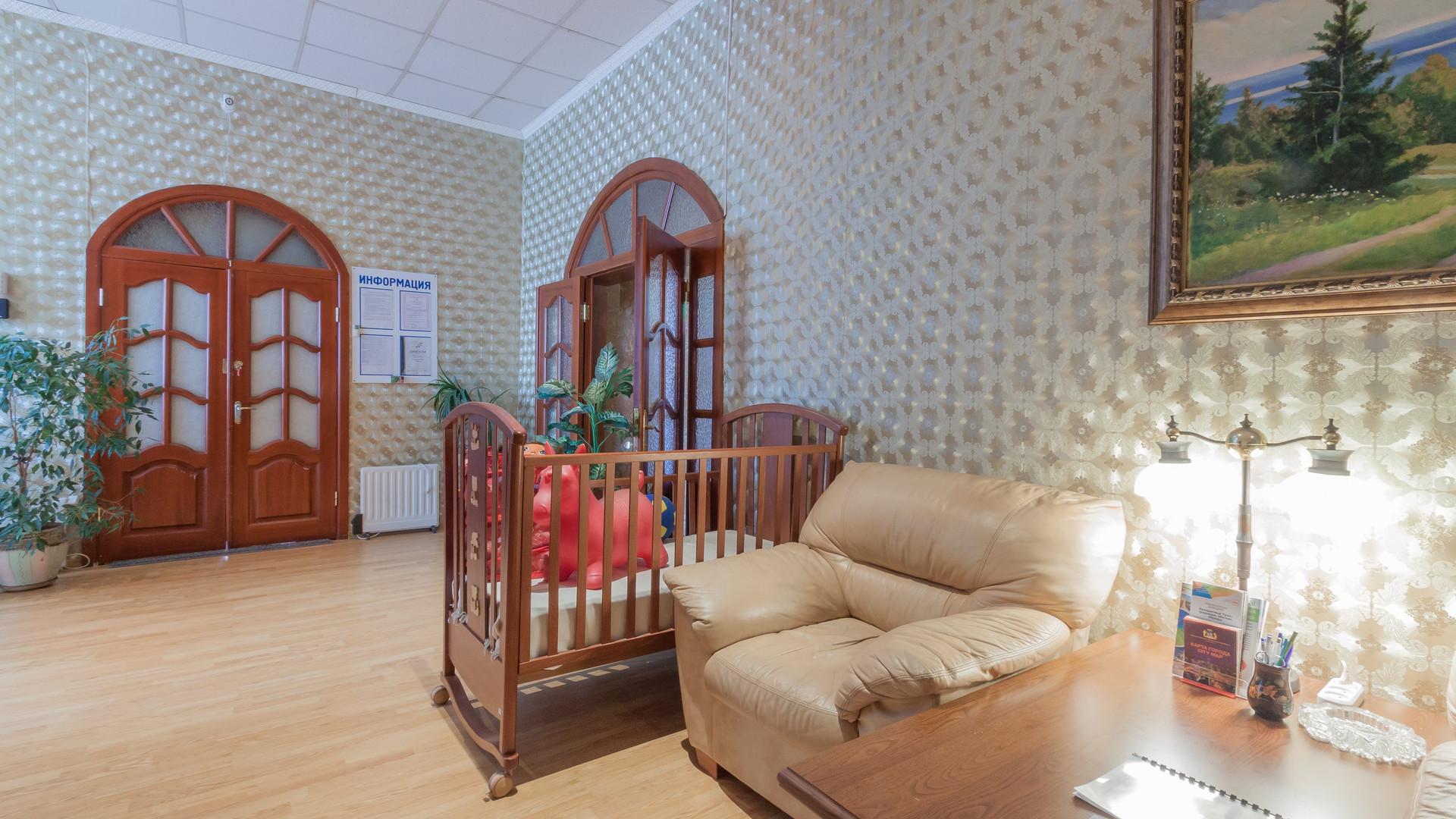 Общая гостиная 40 кв.м.