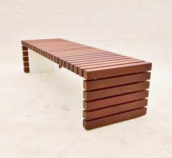 Plank Bench