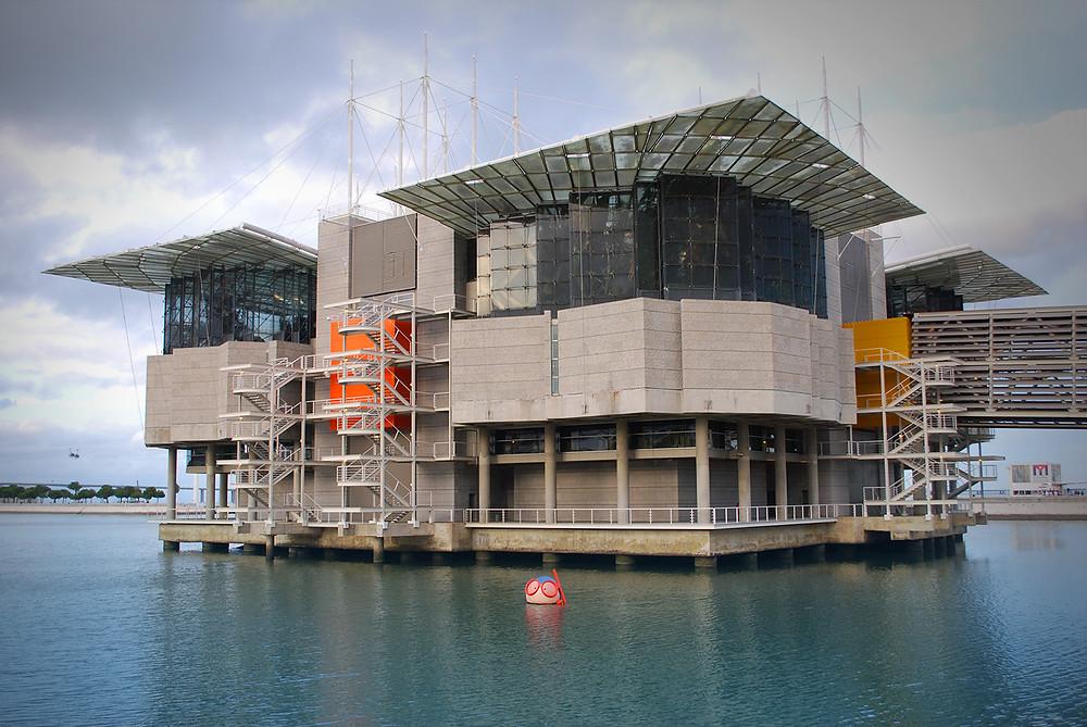 Интересные места в Португалии, Парк Наций, Океанариум в Лиссабоне