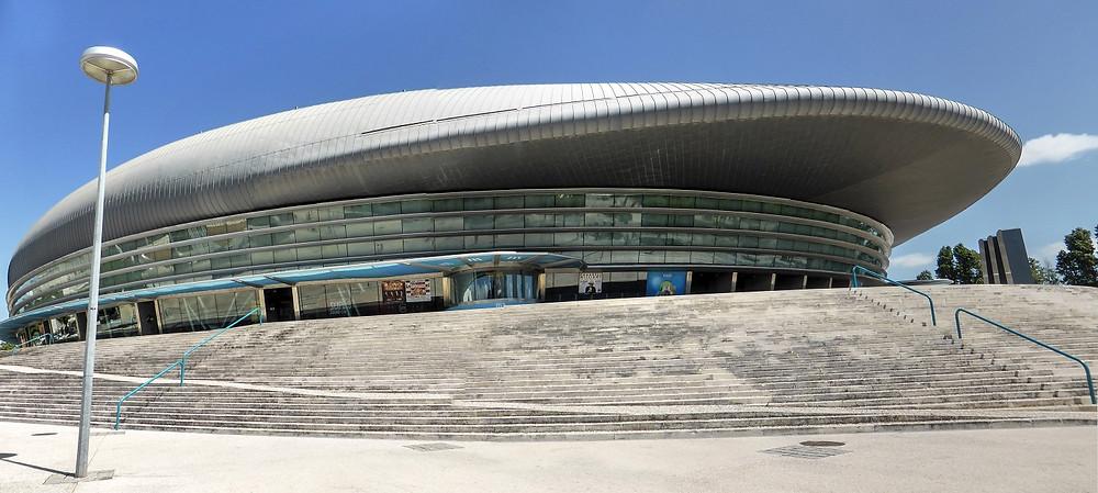 Интересные места в Португалии, Парк Наций, МЕО Арена, MEO Arena