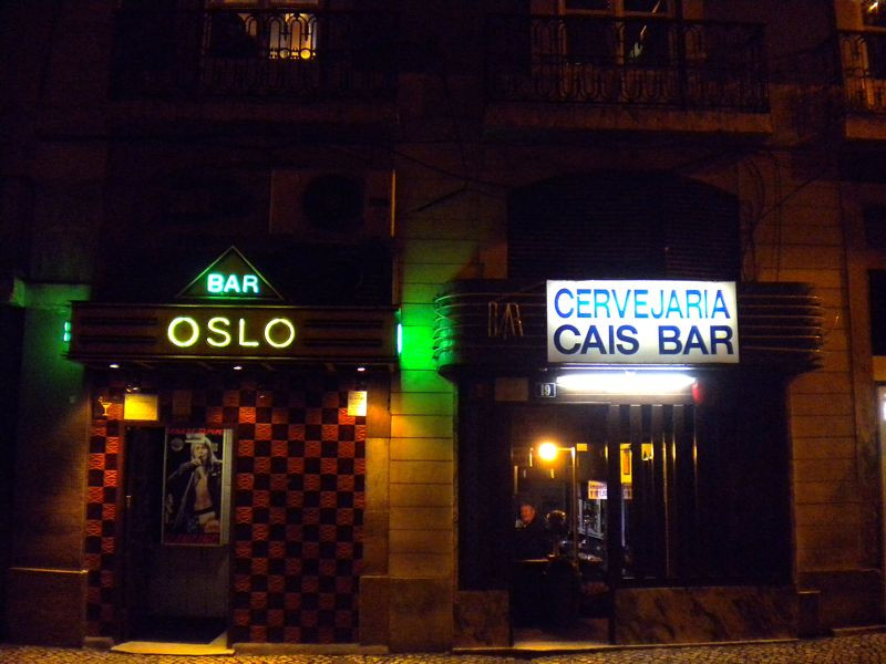 Ночная жизнь в Лиссабоне, Кайш-ду-Содре