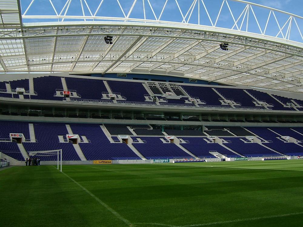 Достопримечательности Порту, Estádio do Dragão