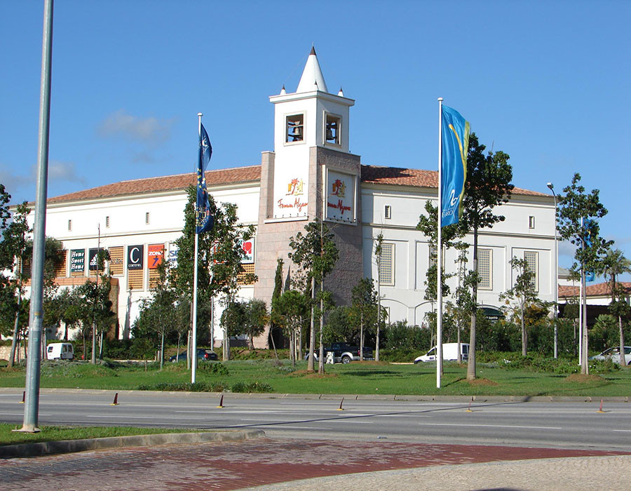 Шоппинг в Португалии, торговый центр Forum Algarve