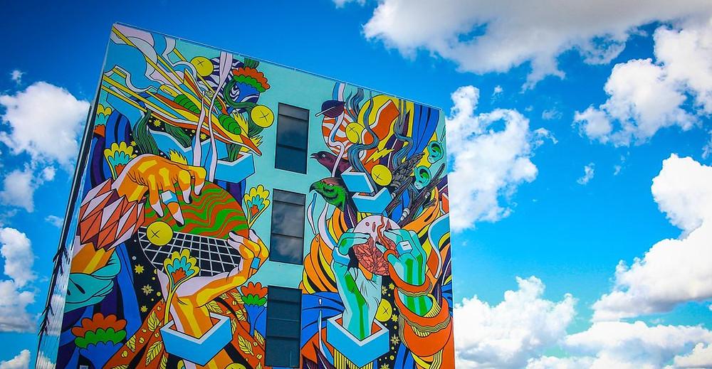 Новости Португалии, Фестиваль городского искусства