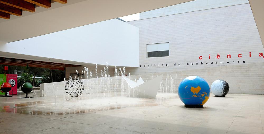 Интересные места в Португалии, Парк Наций, Павильон Знаний: Живая наука