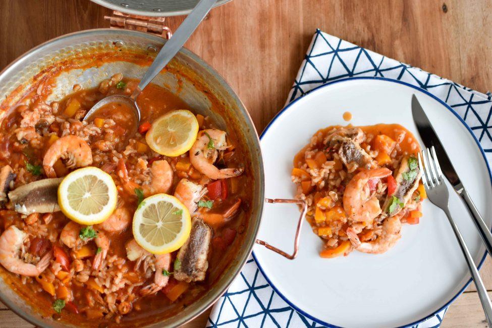 Главные блюда Португалии, катаплана