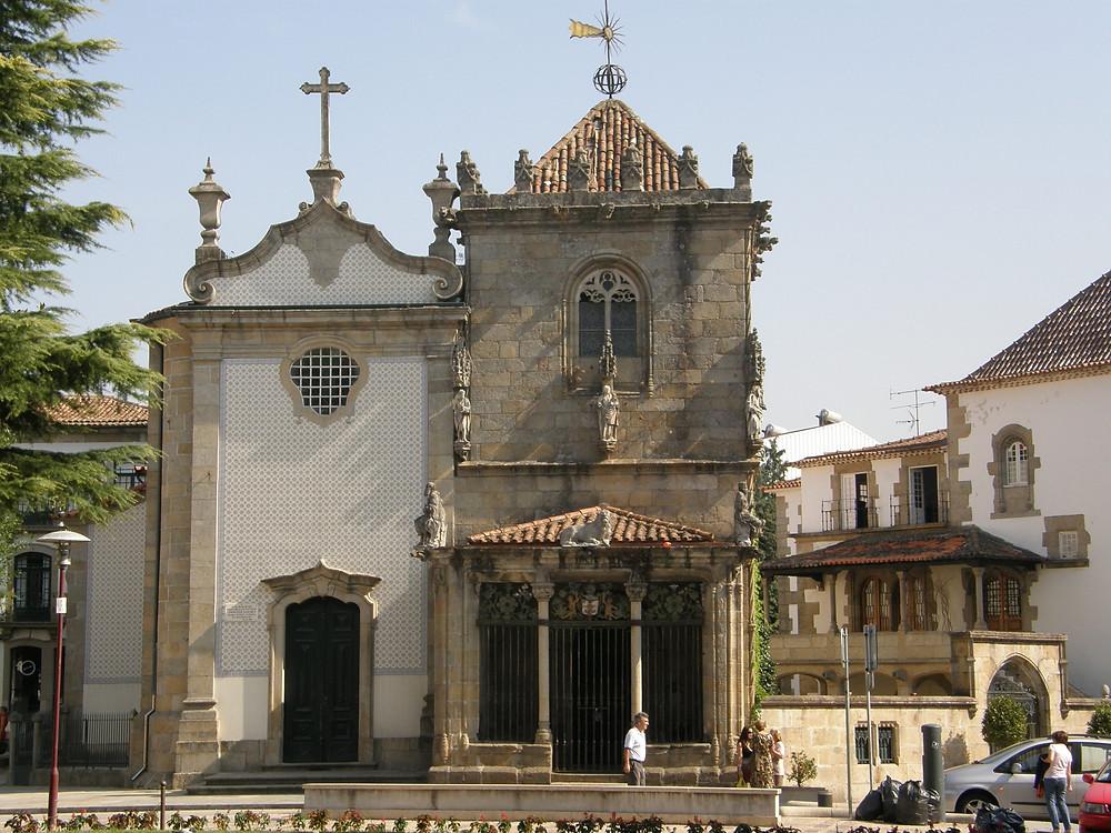Брага, Церковь Сан-Жуан-ду-Суту