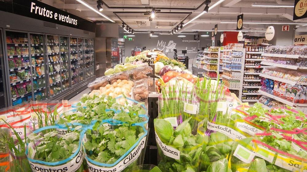 Cупермаркет Jumbo, шоппинг в Португалии