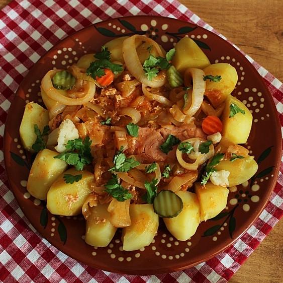 Стейк из тунца, кухня Португалии
