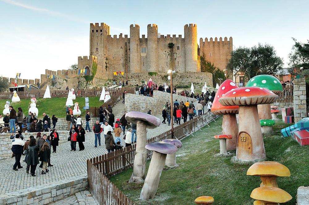 Новости Португалии, рождественские ярмарки