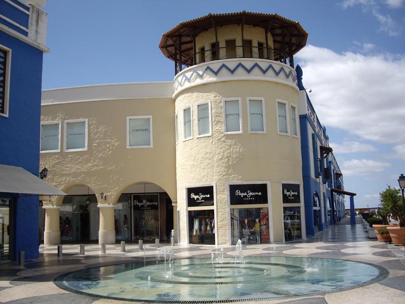 Шоппинг в Португалии, торговый центр Algarve Shopping