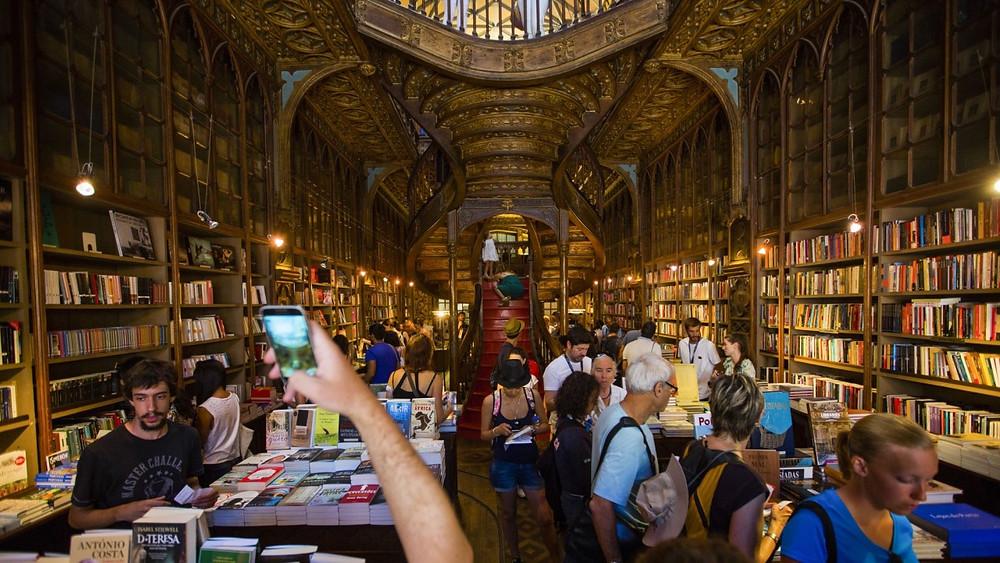 Книжный магазин Лелло, Livraria Lello & Irmao