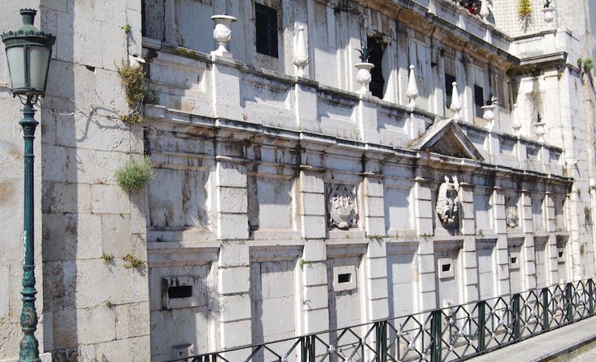 Алфама, достопримечательности Португалии
