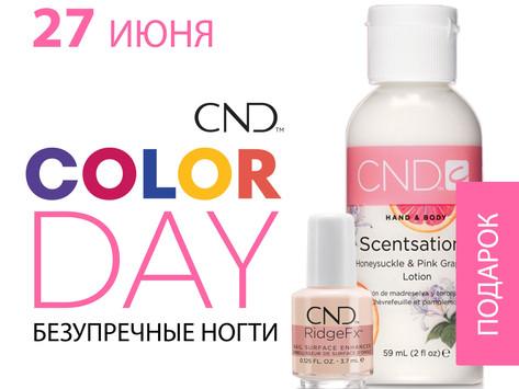 Color Day в Ля Ногти