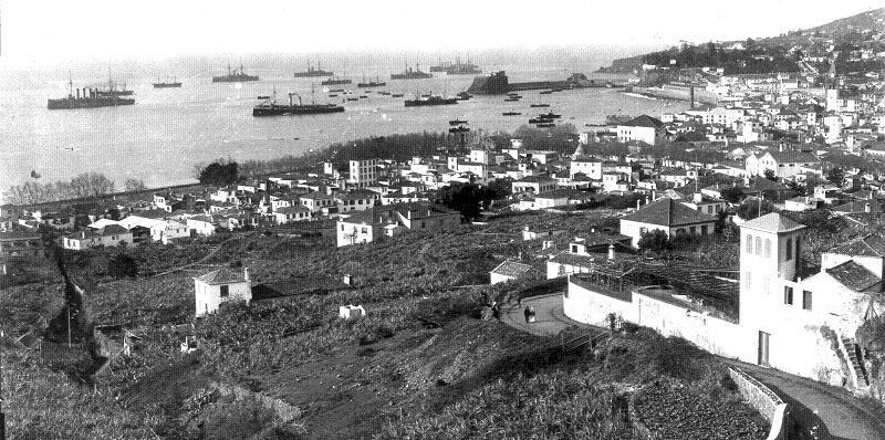 Города Португалии, Фуншал, Мадейра