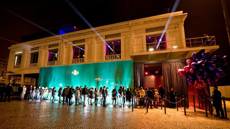 Ночная жизнь в Лиссабоне, Ночные клубы